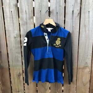 Polo Ralph Lauren Youth Rugby Long-sleeve